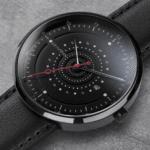 Argo Series 03 black sea dial Swiss movement