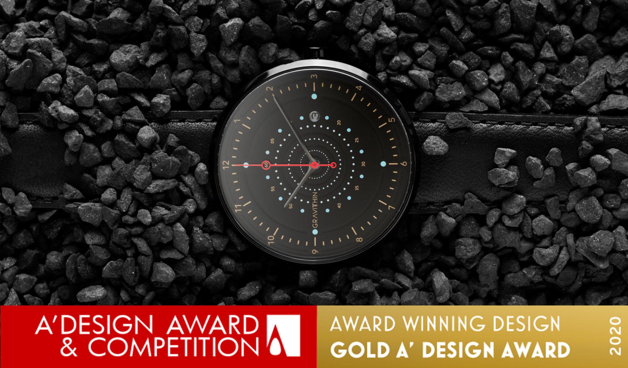 Argo Wins the GOLDEN A'DESIGN AWARD 2020